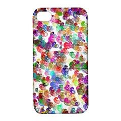 Colorful spirals on a white background       Samsung Galaxy S3 MINI I8190 Hardshell Case