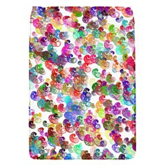 Colorful spirals on a white background       BlackBerry Q10 Hardshell Case