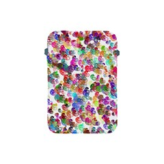 Colorful spirals on a white background       Apple iPad 2/3/4 Zipper Case