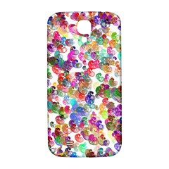 Colorful spirals on a white background       Samsung Note 2 N7100 Hardshell Back Case