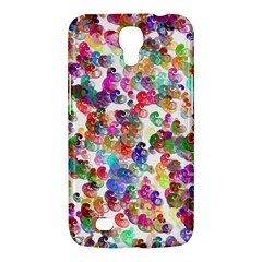 Colorful spirals on a white background       Sony Xperia Sp (M35H) Hardshell Case