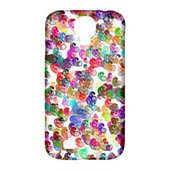 Colorful spirals on a white background       Samsung Galaxy Tab 3 (10.1 ) P5200 Hardshell Case