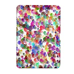 Colorful spirals on a white background       Samsung Galaxy Tab 2 (7 ) P3100 Hardshell Case