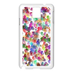 Colorful spirals on a white background       Apple iPhone 5C Seamless Case (White)