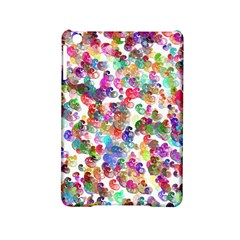 Colorful spirals on a white background       Apple iPad Air Hardshell Case