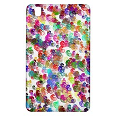 Colorful spirals on a white background       Samsung Galaxy Tab Pro 10.1 Hardshell Case