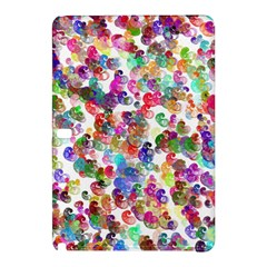 Colorful spirals on a white background       Samsung Galaxy Tab Pro 8.4 Hardshell Case