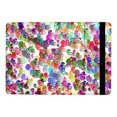Colorful spirals on a white background       Samsung Galaxy Tab Pro 8.4  Flip Case
