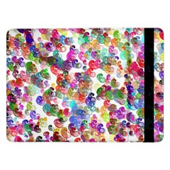 Colorful spirals on a white background       Samsung Galaxy Tab Pro 10.1  Flip Case