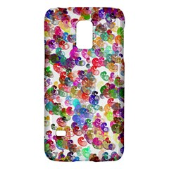 Colorful spirals on a white background       LG Optimus L70 Hardshell Case