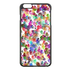 Colorful spirals on a white background       Apple iPhone 6 Plus/6S Plus Hardshell Case