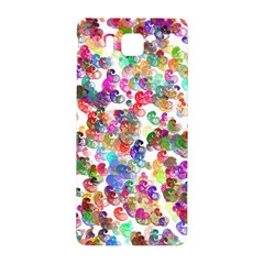 Colorful spirals on a white background       nil (phone back case)
