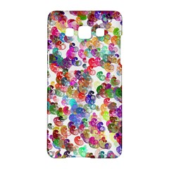 Colorful spirals on a white background       LG L90 D410 Hardshell Case