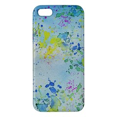 Watercolors Splashes        Samsung Galaxy Note 3 Leather Folio Case by LalyLauraFLM