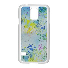 Watercolors Splashes        Motorola Moto G (1st Generation) Hardshell Case by LalyLauraFLM