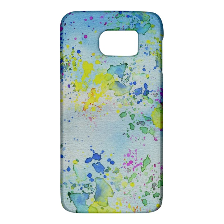 Watercolors splashes        HTC One M9 Hardshell Case