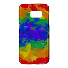Colorful Paint Texture     Lg G4 Hardshell Case by LalyLauraFLM