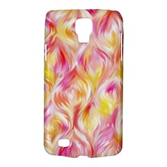 Pretty Painted Pattern Pastel Galaxy S4 Active by Nexatart