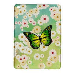 Green Butterfly Ipad Air 2 Hardshell Cases by linceazul