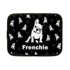 Frenchie Netbook Case (small)  by Valentinaart