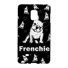 Frenchie Galaxy Note Edge by Valentinaart