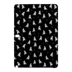 French Bulldog Samsung Galaxy Tab Pro 12 2 Hardshell Case