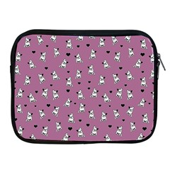 French Bulldog Apple Ipad 2/3/4 Zipper Cases by Valentinaart