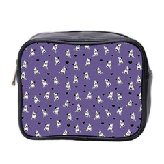 French Bulldog Mini Toiletries Bag 2 Side