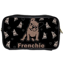 French Bulldog Toiletries Bags