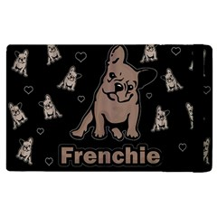 French Bulldog Apple Ipad 2 Flip Case by Valentinaart