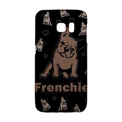 French Bulldog Galaxy S6 Edge