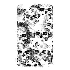 Cloudy Skulls B&w Memory Card Reader by MoreColorsinLife