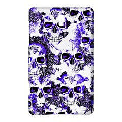 Cloudy Skulls White Blue Samsung Galaxy Tab S (8 4 ) Hardshell Case  by MoreColorsinLife
