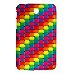 Colorful 3d Rectangles     Nokia Lumia 925 Hardshell Case by LalyLauraFLM