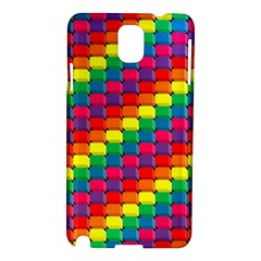 Colorful 3d Rectangles     Nokia Lumia 928 Hardshell Case by LalyLauraFLM