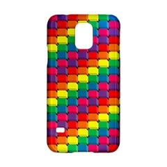 Colorful 3d Rectangles     Nokia Lumia 625 Hardshell Case by LalyLauraFLM