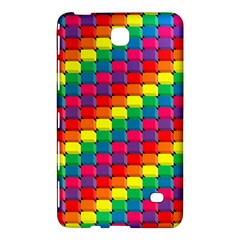Colorful 3d Rectangles     Sony Xperia Z3 Hardshell Case by LalyLauraFLM