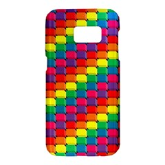 Colorful 3d Rectangles     Lg G4 Hardshell Case by LalyLauraFLM