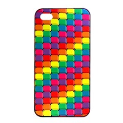 Colorful 3d Rectangles     Sony Xperia Z3+ Hardshell Case by LalyLauraFLM