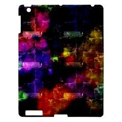 Colorful Bricks      Apple Ipad 3/4 Hardshell Case by LalyLauraFLM