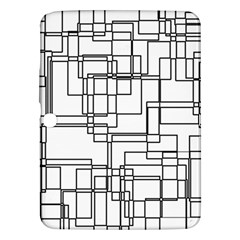 Structure Pattern Network Samsung Galaxy Tab 3 (10 1 ) P5200 Hardshell Case