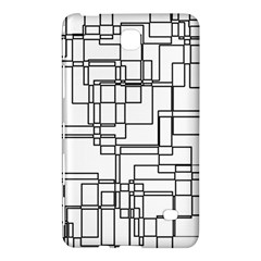 Structure Pattern Network Samsung Galaxy Tab 4 (7 ) Hardshell Case  by Nexatart