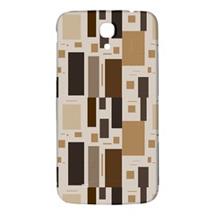 Pattern Wallpaper Patterns Abstract Samsung Galaxy Mega I9200 Hardshell Back Case by Nexatart
