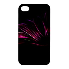 Pattern Design Abstract Background Apple Iphone 4/4s Hardshell Case by Nexatart