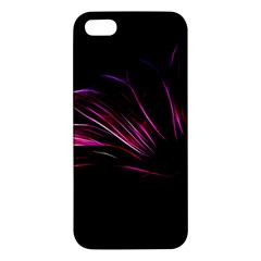 Pattern Design Abstract Background Iphone 5s/ Se Premium Hardshell Case by Nexatart