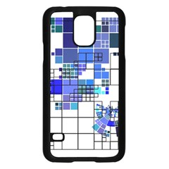 Design Samsung Galaxy S5 Case (black) by Nexatart