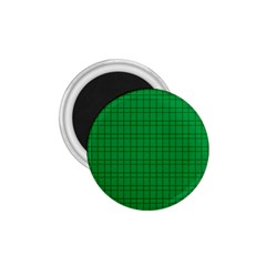 Pattern Green Background Lines 1.75  Magnets