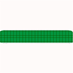 Pattern Green Background Lines Small Bar Mats