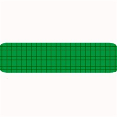 Pattern Green Background Lines Large Bar Mats