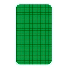 Pattern Green Background Lines Memory Card Reader